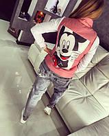 Женский стильный жилет Микки, фото 1