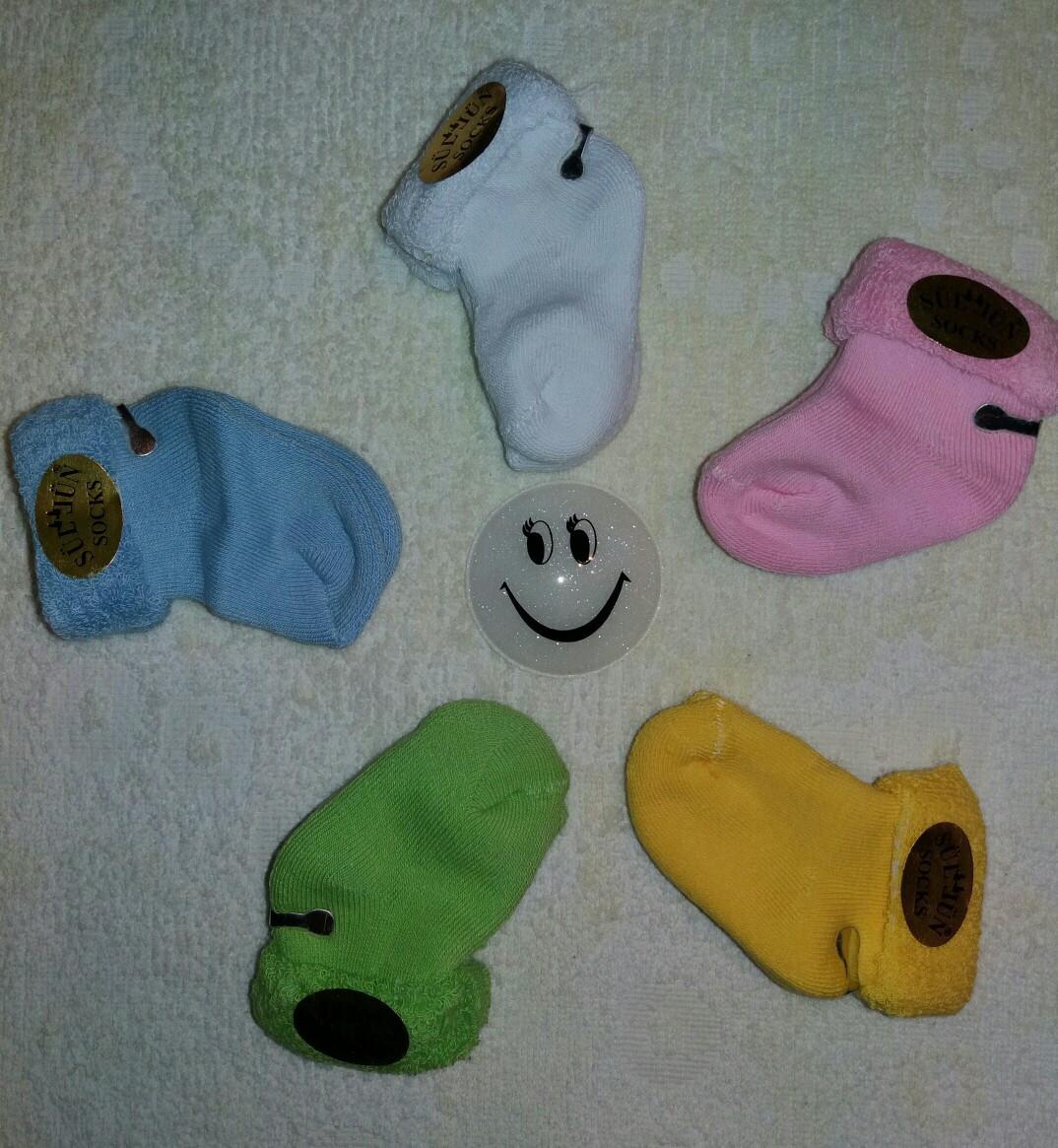 Детские носки для новорожденных, Турция