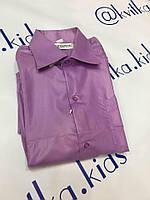 Рубашка на мальчика размеры 140-164 см