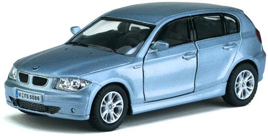 Машинка металлическая Kinsmart KT5086 BMW 1 Series 1:34 инерционная
