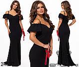 Длинное вечернее платье в пол Balani  раз. 42,44,46, фото 3