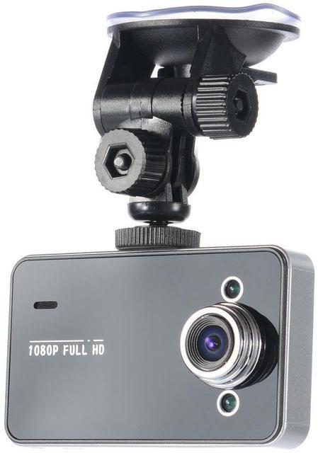 Автомобільний відеореєстратор DVR K6000 Full HD 1080 P / якісний реєстратор для авто