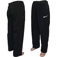 Спортивные штаны мужские NIKE на байке без манжетов, размеры 46-54 (Китай) 747e7305f8f