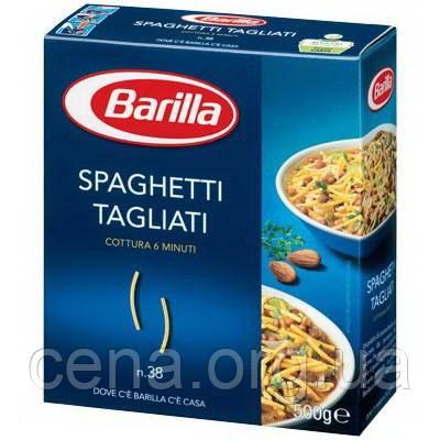 Макарони Спагетті Тальяті №38 BARILLA 30Х500г