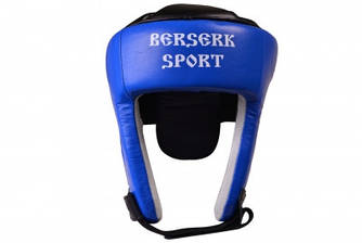BERSERK Шлем турнирный (винил) blue L