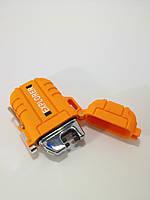Электроимпульсная водонепроницаемая USB зажигалка Explorer.