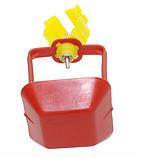 Каплеуловитель для ниппельной поилки на 360, фото 5