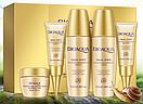 Мини набор Bioaqua из пяти средств по уходу за кожей с муцином улитки Snail Repair & Brightening, фото 2