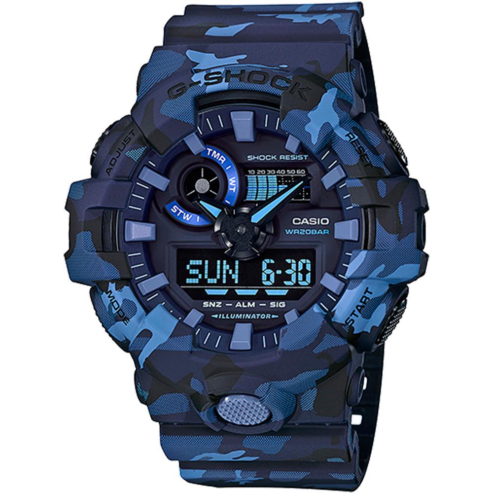 Часы Casio G-Shock GA-700CM-2A