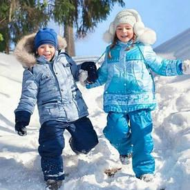 Зимние подростковые куртки