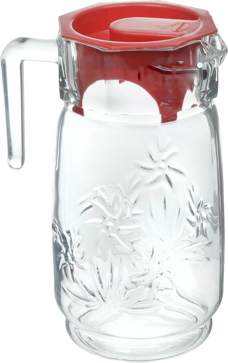 Кувшин с крышкой Simin 2 литра