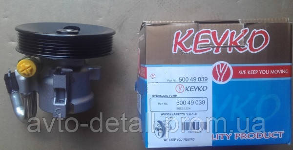 Гидроусилитель  (T200,250) 500 49 039 АВЕО (KEIKO)