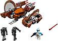 """Конструктор Bela 10370 Звездные войны """"Дроид Огненный град"""" 163 детали, фото 3"""