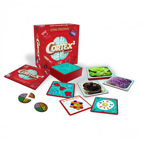 Настольная игра – CORTEX 3 AROMA CHALLENGE, фото 2