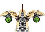 """Конструктор Bela 10377 Space Wars """"Боевой корабль Вуки"""" 569 деталей, фото 4"""