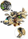 """Конструктор Bela 10377 Space Wars """"Боевой корабль Вуки"""" 569 деталей, фото 2"""