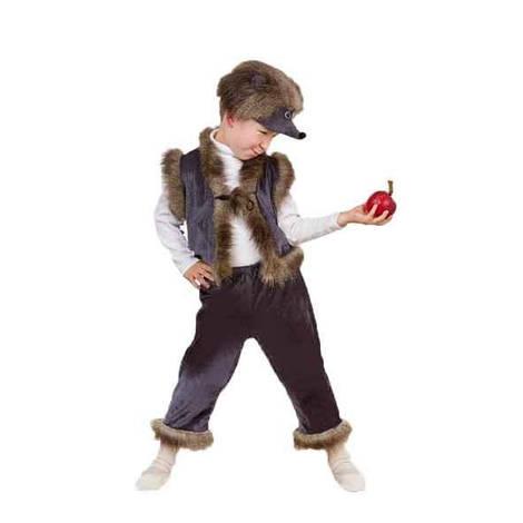 Детский карнавальный костюм Ежик для мальчика