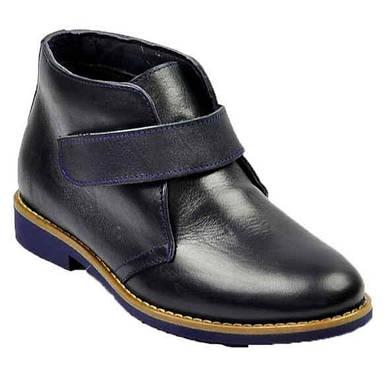 Кожаные ботинки для девочки Bistfor 39 размер