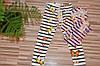 Трикотажные легинсы для девочек 98-128 см