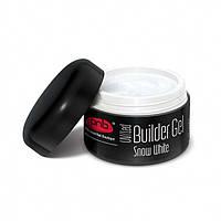 PNB UV/LED Builder Gel Snow White/Уф/лед гель белоснежный белый 15 мл