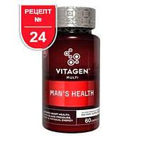 Витаджен N24 Мужское Здоровье / Vitagen Man's Health капсулы №60