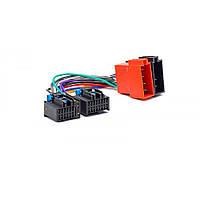 Переходник Авто-ISO 160-087 для штатной магнитолы Chevrolet/Saab - iso