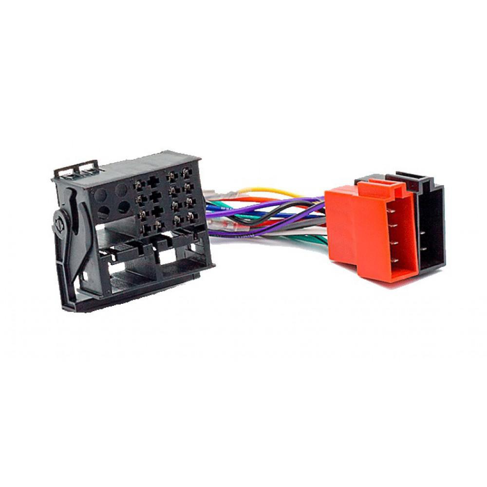 Переходник Авто-ISO 160-120 для штатной магнитолы Ford (new)