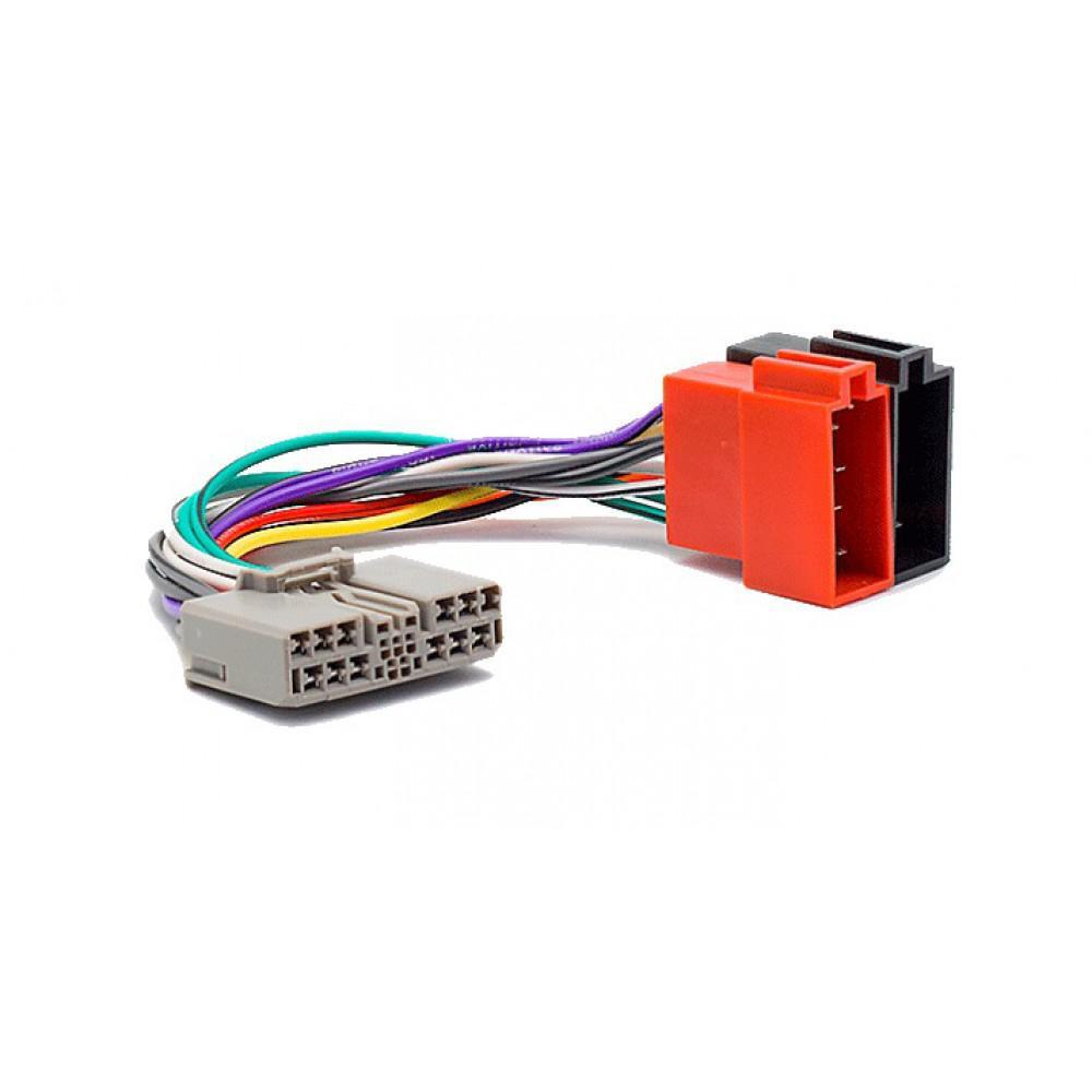 Переходник Авто-ISO 160-132 для штатной магнитолы Citroen/Honda/Mitsubihi/Peugeot (new)