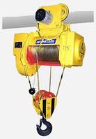 Таль электрическая 5 т с бесшарнирной тележкой  (электроталь, тэльфер, електротэльфер) ТЭС 5000-12 (12м)