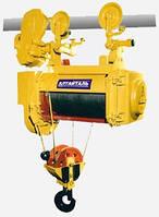 Таль электрическая 5 т полиспаст 4/1 (электроталь, тэльфер, електротэльфер) ТЭС 5000-511 (6,3м)