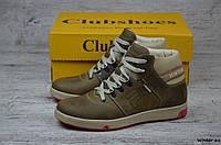 Мужские кожаные зимние ботинки Clubshoes, фото 1