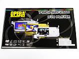 """Авто козырек 7"""" с DVD+USB+SD Черный, фото 5"""