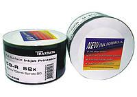 Диск для печати Traxdata Inkjet Printable CD-R