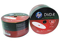 Диск для печати HP (hewlett packard) Inkjet Printable DVD-R
