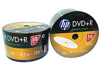 Диск для печати HP (hewlett packard) Inkjet Printable DVD+R