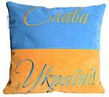 Подушка сувенірна національна із тризубом, фото 7