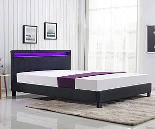 Ліжко двоспальне в спальню Польша Arda 160*200 Halmar