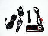 """Відеореєстратор K7 (F90G) H. 264 HD 1920x1080p 20fps з 2.7"""" екран + G-Sensor!, фото 2"""