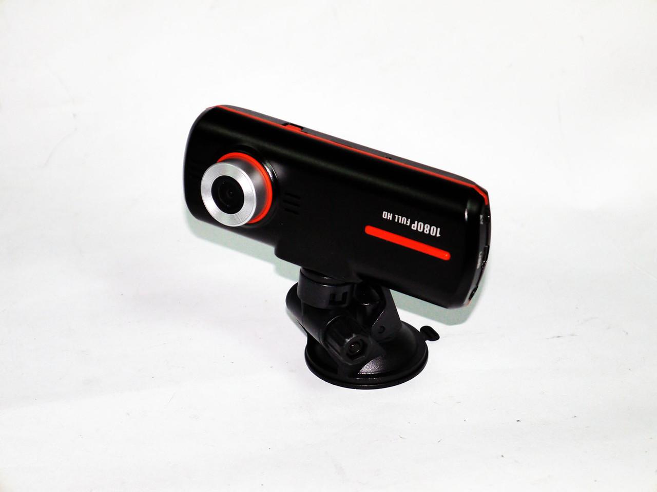"""Відеореєстратор K7 (F90G) H. 264 HD 1920x1080p 20fps з 2.7"""" екран + G-Sensor!"""