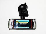 """Відеореєстратор K7 (F90G) H. 264 HD 1920x1080p 20fps з 2.7"""" екран + G-Sensor!, фото 4"""
