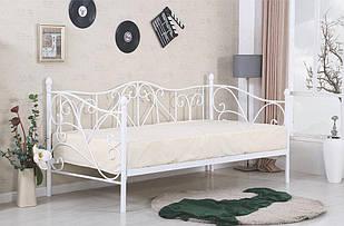 Ліжко односпальне Sumatra 90*200 Halmar