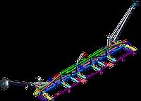 Маркер ОЗШ 00.590 сеялки СЗ-5,4; СЗТ-5,4 (комплект)
