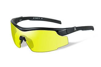 Окуляри тактичні Remigton by Wiley X Platinum Male Glasses Yellow