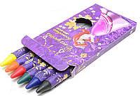 Восковые мелки Disney princess, 6 цветов, PRGL-12S-2006B