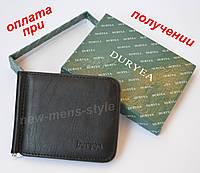 Чоловічий чоловічий шкіряний гаманець портмоне кліпса затиск для грошей NEW, фото 1