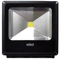 Светодиодный прожектор VITO 3020260, 50W, 220V, IP65, 6000K белый холодный, фото 1