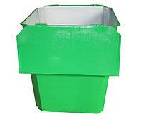 Контейнер для сбора мусора КБМ-0,75