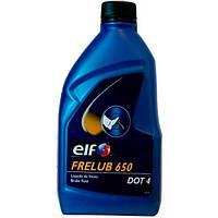 Тормозная жидкость Elf Frelub 650 1 л