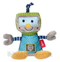 Мягкая игрушка sigikid Робот 16 см 41675sk для младенца