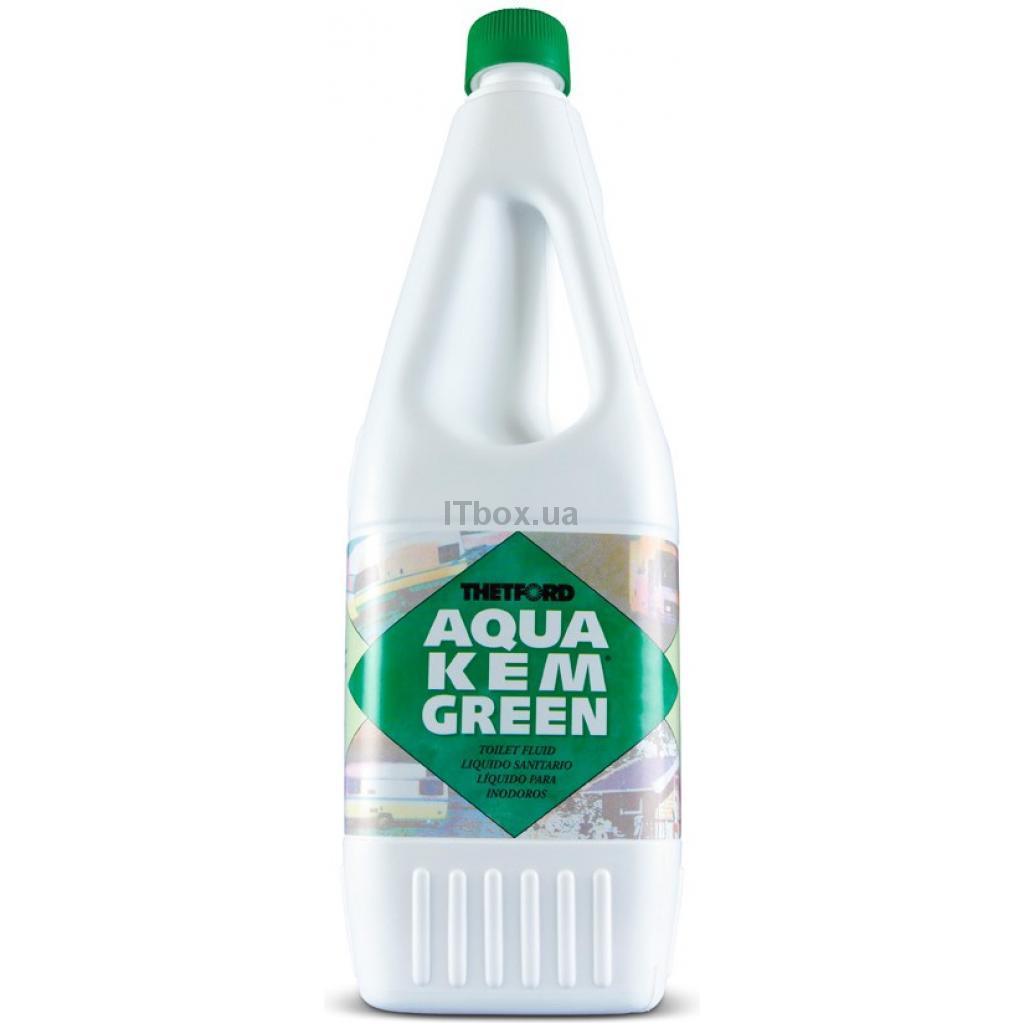 6fa52f0f66 Средство для дезодорации биотуалетов Thetford Aqua Kem Green 1.5л (30246АС)